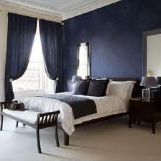 Blue Color Bedroom Ideas – Blue Paint Ideas for Bedroom
